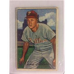 1952 Bowman #53 Richie Ashburn (PHILLIES)
