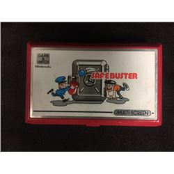 NINTENDO GAME & WATCH SAFEBUSTER GAME (MULTI SCREEN)