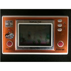 NINTENDO GAME & WATCH TROPICAL FISH
