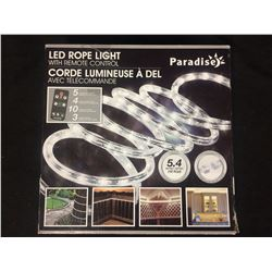 LED ROPE LIGHT W/ REMOTE CONTROL (IN BOX)