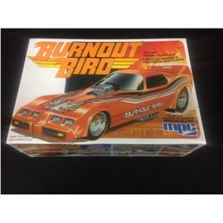 "MPC FLIP TOP FIREBIRD FUNNY CAR ""BURNOUT BIRD"" UNASSEMBLED MODEL KIT IN BOX"