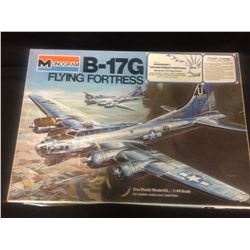 MONOGRAM B-17G FLYING FORTRESS 1/48 SCALE MODEL KIT IN BOX
