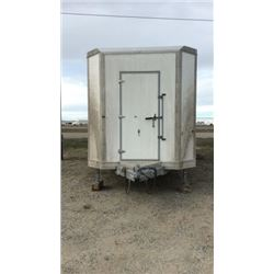 24ft Tag Delivery Trailer Sells @ 2 P.m.
