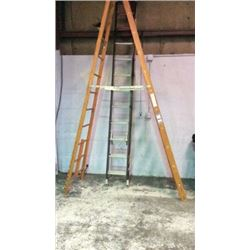 Valocity 24ft Extension Ladder Sells @ 2 P.m.