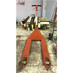 Bt Lifter Pallet Jack As Is