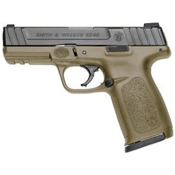 "SMITH & WESSON SD40 .40S& W 4"" 14-SHOT"