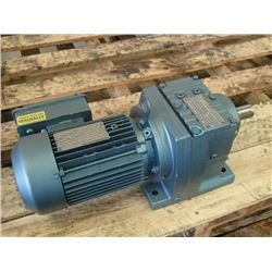 SEW Motor/Gear Reducer Assembly, See Desc for Info