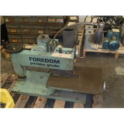 Foredom 2 Axis Precision Grinder, No main tag available