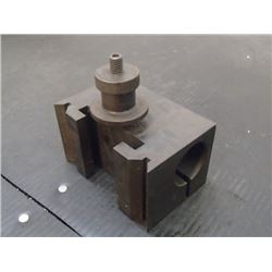 "Enco 60C, 1.5"" Capacity Boring Bar Tool Post Holder"