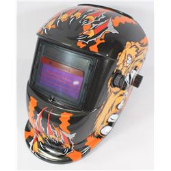 NEW AUTO-DARKENING WELDING HELMET