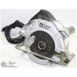 PORTER CABLE 13 AMP CIRCULAR SAW