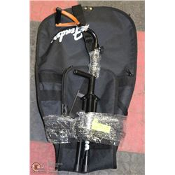BLACK FENDER SOFT GUITAR CASE SOLD WITH