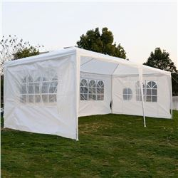 NEW WHITE 10FT X 20FT EVENT / PARTY / WEDDING TENT
