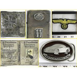 FEATURE #6 GERMAN WAR COLLECTIBLES