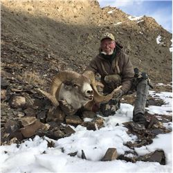 KYRGYZSTAN MARCO POLO/HUME ARGALI HUNT	Asian Mountain Outfitters