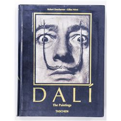 Book on Dali's paintings, Taschen, 2001