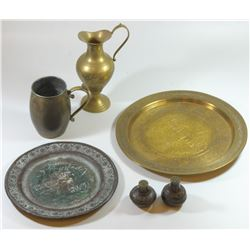 Lot of old Islamic items