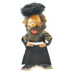 Hassidic doll designed by Peter Kassovits