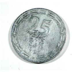 25 mill coin, 1948