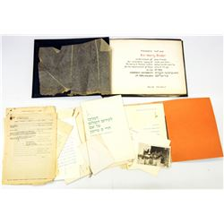 Collection of documents and photographs of the Harry Truman Center for the Advancement of Peace, The