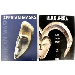 2 Like New Condition Softback Books on Africa