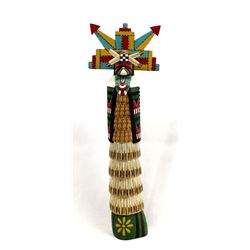 Hopi Shalako Kachina by Delbert Haloo, Jr.