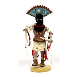 Native American Hopi Apache Gan Dancer Kachina