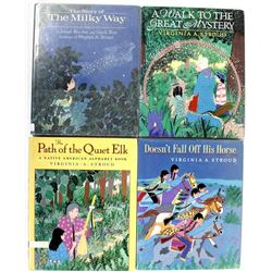 4 Children's Books by Virginia A. Stroud
