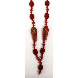 Egyptian Bead Necklace