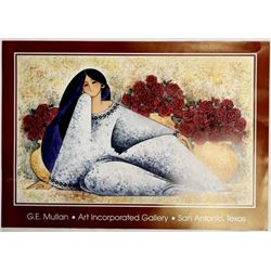 1992 Art Incorporated Gallery G.E. Mullan Poster