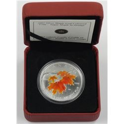2007 RCM .9999 Fine Silver Maple Leaf Coin - Sugar