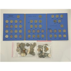Estate Lot Canada Nickel Collection.