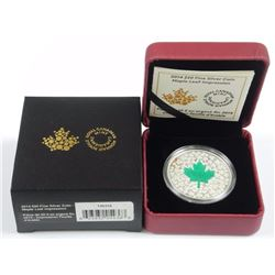 2014 RCM .9999 Fine Silver $20.00 Coin 'Maple Leaf