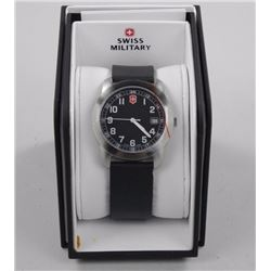 Gents Swiss Military Watch 'New' w/Date. Brand New