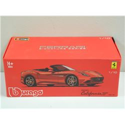 Die Cast 'Ferrari' California 'T' 1/8 Scale by BUR