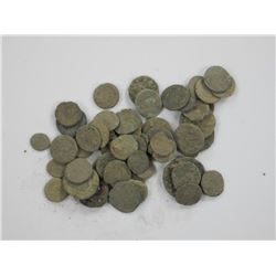 50x Ancient Roman Coins Unsearched and Uncleaned.