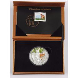 RCM - Stamp and Coin Set -The Deer Fawn.