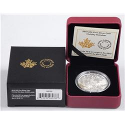 2015 RCM - Holiday Reindeer Coin .9999 Fine Silver
