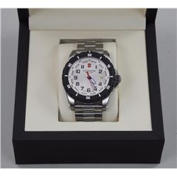 Gents Swiss Army Watch 'Sport Design LG S/W. DL Br