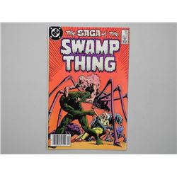 DC Comic 'The Saga of The Swamp Thing' Dec 1983, I