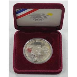 1983 USA Silver Olympic Dollar.
