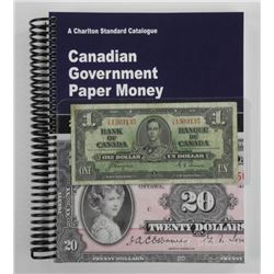 Bank of Canada 1937 - $1.00 C/T w/Charlton Guide.
