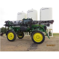 2010 JOHN DEERE 4830 SPRAYER