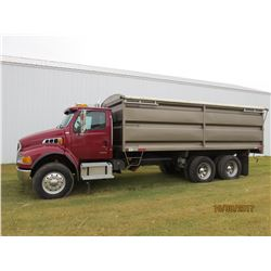 2004 STERLING ACTERRA TANDEM GRAIN TRUCK