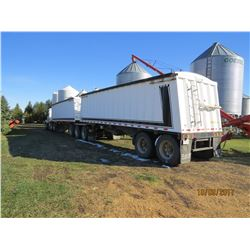 2000 CASTLETON SUPER B GRAIN TRAILERS