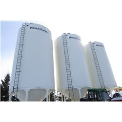 2007 WHEATLAND MODEL 1625 ELMPW FERTILIZER BIN