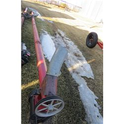 "FARM KING 6"" X 30' ELECTRIC AUGER"