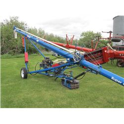 2011 BRANDT 842 SUPER CHARGED AUGER