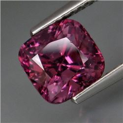 Natural Purple Pink Spinel 3.12 Ct