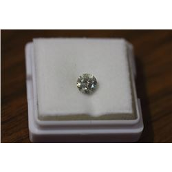 Natural Light Champagne Diamond 0.62 carats